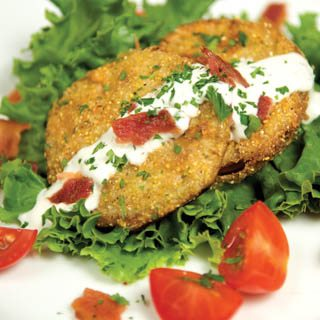 Fried Green Tomato Picture